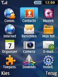 Samsung B2710 Xcover 271 - Contacten en data - Contacten overzetten via Bluetooth - Stap 3