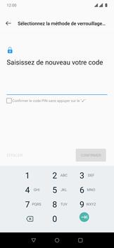 OnePlus 7 Pro - Sécuriser votre mobile - Activer le code de verrouillage - Étape 9