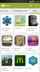 HTC One Mini - Apps - Herunterladen - 13 / 20