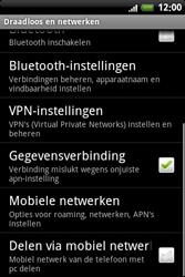HTC A6363 Legend - netwerk en bereik - gebruik in binnen- en buitenland - stap 5