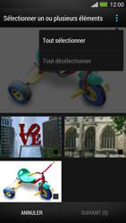 HTC One - Photos, vidéos, musique - Envoyer une photo via Bluetooth - Étape 11