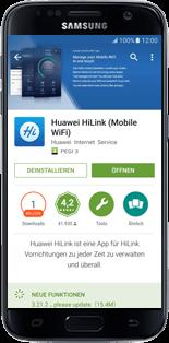 Huawei E5770 - Apps - Anwendung für das Smartphone herunterladen - Schritt 10