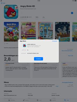 Apple iPad Pro 12.9 (1st gen) - iOS 11 - Applicaties - Downloaden - Stap 12