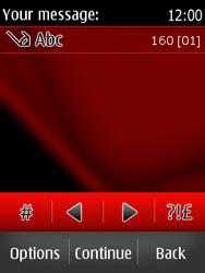 Nokia Asha 300 - MMS - Sending pictures - Step 4