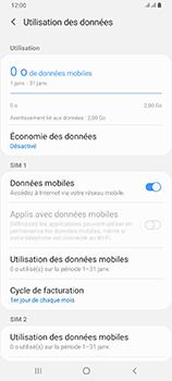 Samsung Galaxy A80 - Internet et roaming de données - Configuration manuelle - Étape 6