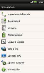 HTC One SV - Software - Installazione degli aggiornamenti software - Fase 5