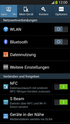 Samsung Galaxy S4 Active - Anrufe - Rufumleitungen setzen und löschen - 4 / 12
