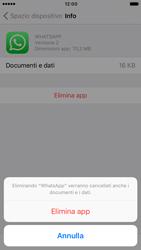 Apple Apple iPhone 7 - Applicazioni - Come disinstallare un