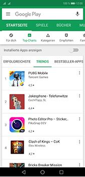 Huawei P20 Pro - Apps - Installieren von Apps - Schritt 7