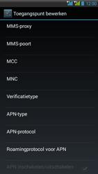 HTC Desire 516 - MMS - Handmatig instellen - Stap 12