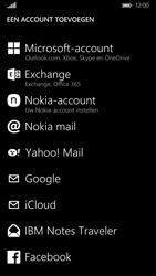 Nokia Lumia 830 - E-mail - Handmatig instellen - Stap 6