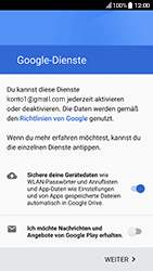 HTC 10 - Apps - Konto anlegen und einrichten - 17 / 20