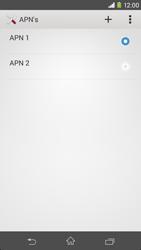 Sony D2303 Xperia M2 - Internet - handmatig instellen - Stap 16