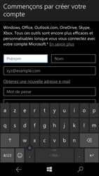 Microsoft Lumia 950 - Applications - Créer un compte - Étape 8