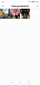 Huawei P20 Lite - E-mail - hoe te versturen - Stap 13