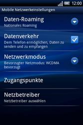 Sony Ericsson Xperia X8 - Internet - Manuelle Konfiguration - 7 / 23