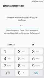 Samsung Galaxy J3 (2017) - Sécuriser votre mobile - Activer le code de verrouillage - Étape 10