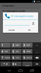 Acer Liquid Z500 - Messagerie vocale - Configuration manuelle - Étape 10