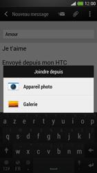 HTC One Mini - E-mail - envoyer un e-mail - Étape 11