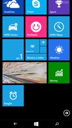 Microsoft Lumia 535 - Operazioni iniziali - Personalizzazione della schermata iniziale - Fase 5