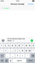 Apple iPhone 7 - Contact, Appels, SMS/MMS - Envoyer un MMS - Étape 8