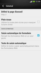 HTC Desire 601 - Internet - configuration manuelle - Étape 27