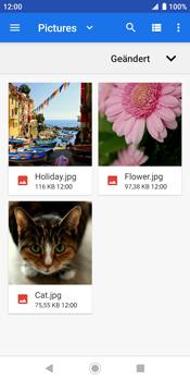 Sony Xperia XZ2 - Android Pie - E-Mail - E-Mail versenden - Schritt 15