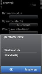 Nokia C7-00 - netwerk en bereik - gebruik in binnen- en buitenland - stap 7