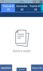 Samsung S7230E Wave TouchWiz - E-mail - handmatig instellen - Stap 8
