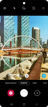 Samsung Galaxy A51 - Photos, vidéos, musique - Créer une vidéo - Étape 5