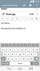 LG D855 G3 - E-mails - Envoyer un e-mail - Étape 18