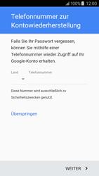 Samsung Galaxy J5 - Apps - Konto anlegen und einrichten - 11 / 20