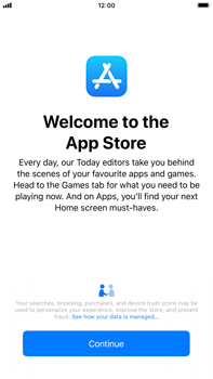 Apple iPhone 8 Plus - iOS 12 - Applications - Download apps - Step 5