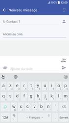 HTC 10 - Contact, Appels, SMS/MMS - Envoyer un MMS - Étape 12