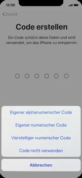 Apple iPhone X - iOS 11 - Persönliche Einstellungen von einem alten iPhone übertragen - 33 / 40