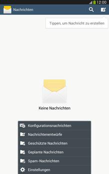 Samsung Galaxy Tab 3 8-0 LTE - SMS - Manuelle Konfiguration - 5 / 9