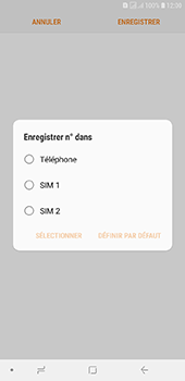 Samsung Galaxy J6 Plus - Contact, Appels, SMS/MMS - Ajouter un contact - Étape 6