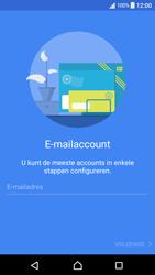 Sony Xperia XA - Android Nougat - E-mail - Account instellen (POP3 zonder SMTP-verificatie) - Stap 6