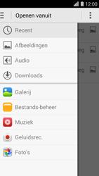 Huawei Ascend Y550 - e-mail - hoe te versturen - stap 12