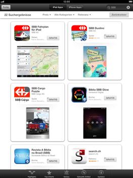 Apple iPad Retina - Apps - Installieren von Apps - Schritt 13