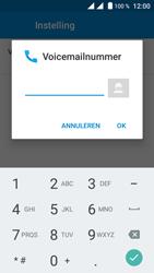 Crosscall Trekker M1 Core - Voicemail - handmatig instellen - Stap 12