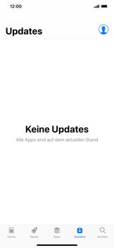 Apple iPhone XS Max - Apps - Nach App-Updates suchen - Schritt 5