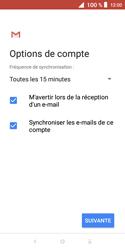 Alcatel 1X - E-mails - Ajouter ou modifier un compte e-mail - Étape 19