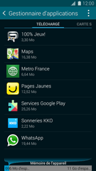 Samsung Galaxy S 5 - Applications - Comment désinstaller une application - Étape 5