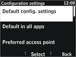 Nokia Asha 302 - Internet - Automatic configuration - Step 8