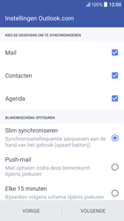 HTC 10 - E-mail - handmatig instellen (outlook) - Stap 8