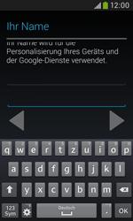 Samsung Galaxy Trend Plus - Apps - Konto anlegen und einrichten - 7 / 28