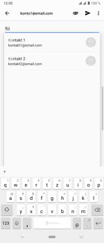Sony Xperia 10 Plus - E-Mail - E-Mail versenden - Schritt 7
