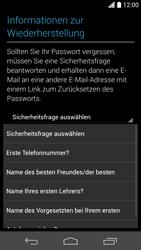 Huawei Ascend P6 - Apps - Einrichten des App Stores - Schritt 13
