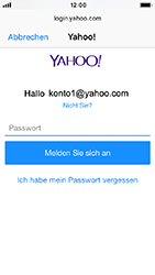 Apple iPhone 5s - E-Mail - Konto einrichten (yahoo) - 7 / 11